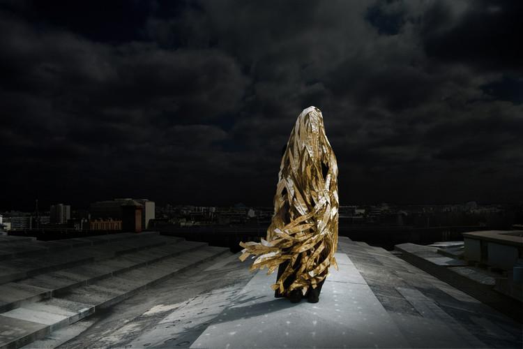La chevelure de Bérénice © Corinne Mercadier