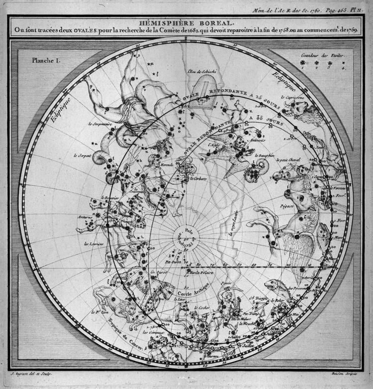 Course de la Comète - droits : Observatoire de Paris