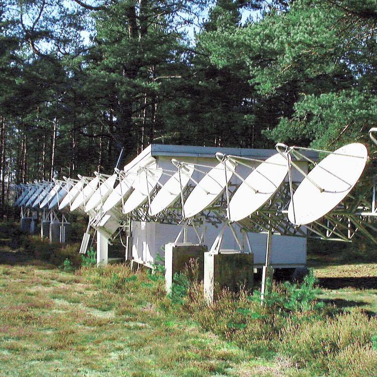 Interféromètre centimétrique – droits : Observatoire de Paris