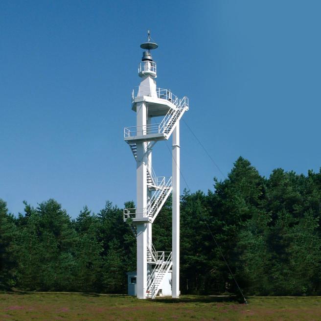 Antenne de surveillance radio – droits : Bertrand Flouret