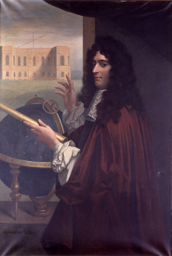 Portrait de Cassini -  droits : Observatoire de Paris