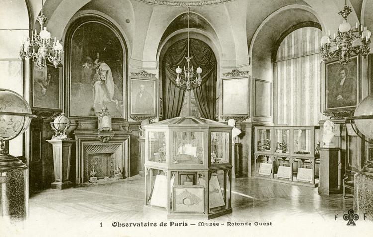Observatoire de Paris, Musée, Rotonde Ouest - droits : Observatoire de Paris