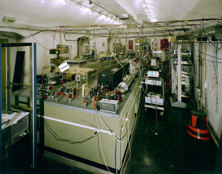 Laboratory of the LPTF - credits : Observatoire de Paris