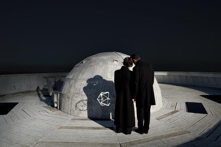 Les cloches de cristal © Corinne Mercadier, 2017, courtesy Galerie Les filles du calvaire, Paris