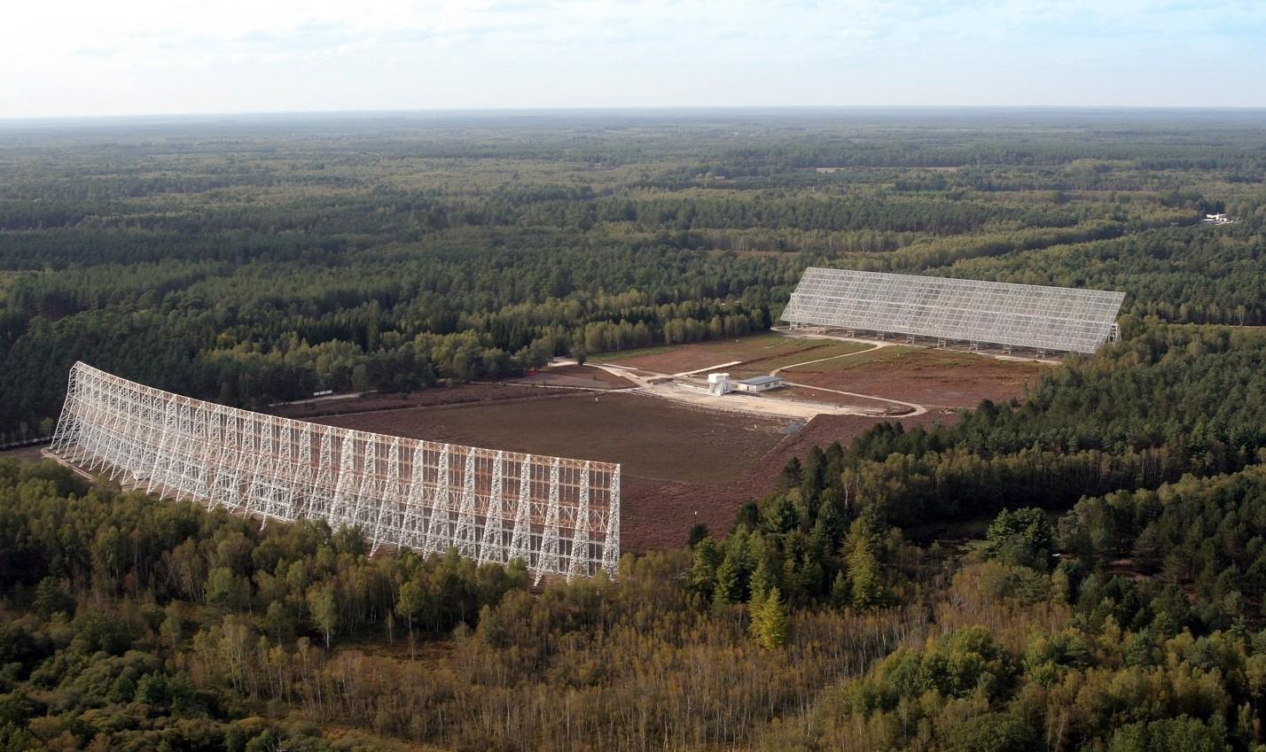 Le Grand radiotélescope de Nançay - Droits : Observatoire de Paris