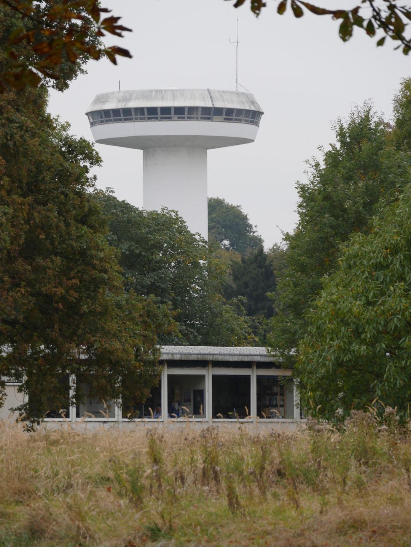 La tour solaire - Droits : Nicolas Lesté-Lasserre/Observatoire de Paris